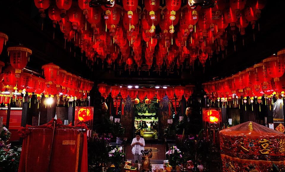 台北「慈諴宮」