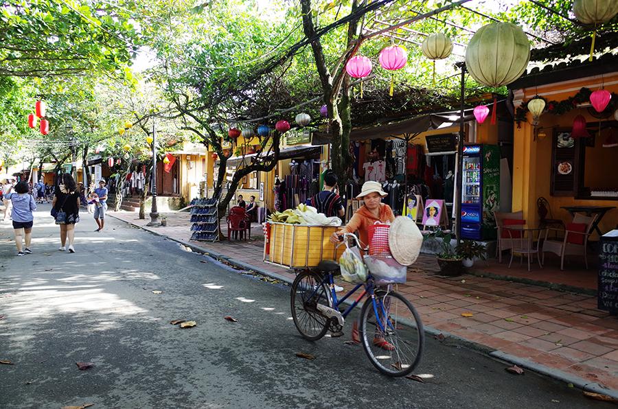 ベトナム「ホイアン」旧市街