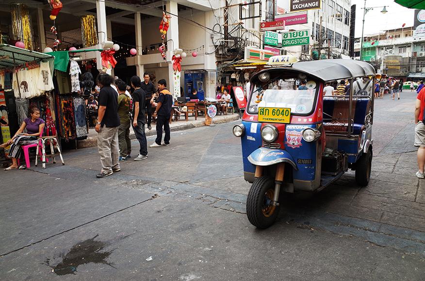 タイ「バンコク」