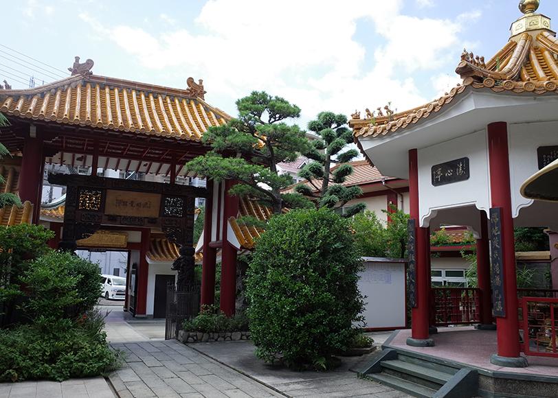 「関帝廟」神戸元町