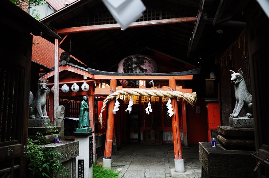 「岬神社」 京都