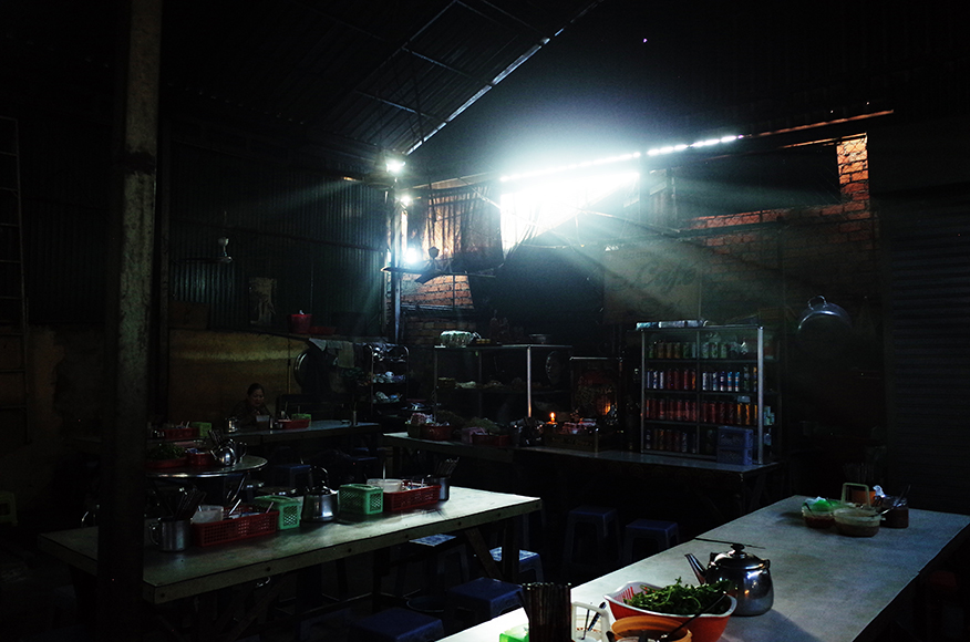Boeung Tompon Market